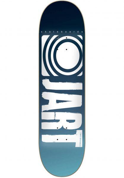 JART Skateboard Decks Classic II blue-lightblue vorderansicht 0265332