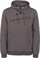 Forvert-Hoodies-Vincent-greymelange-Vorderansicht
