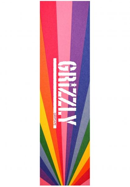 Grizzly Griptape Spread Love multicolored vorderansicht 0142723