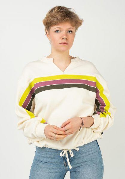 RVCA Sweatshirts und Pullover Mambo cloud vorderansicht 0423082