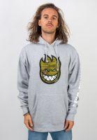 spitfire-hoodies-bighead-fill-hombre-greyheather-camo-vorderansicht-0445200