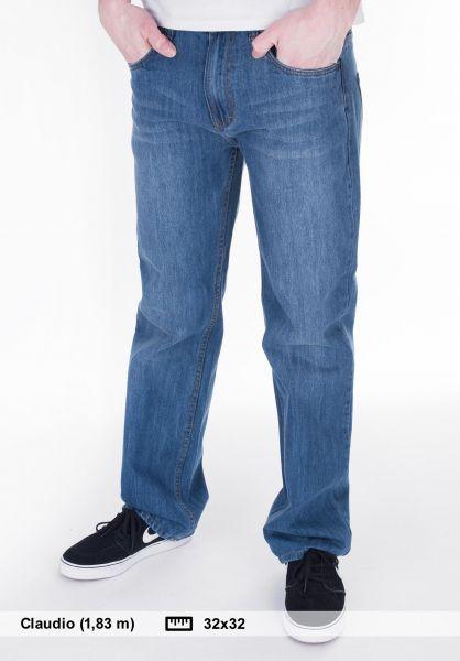 TITUS Jeans Regular lightdenim-washed Vorderansicht