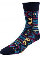 iriedaily-socken-resort-navy-yellow-vorderansicht-0632196
