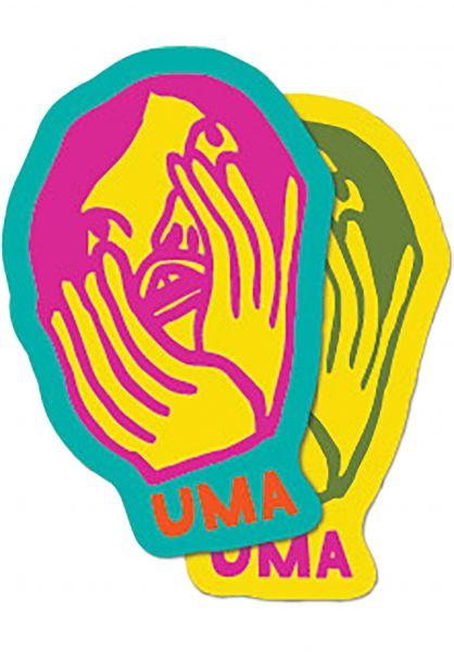 UMA Landsleds Verschiedenes Facemelt 3´´ assorted vorderansicht 0972723