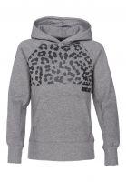 Nike SB Hoodies PO Icon AOP Kids carbonheather-black Vorderansicht