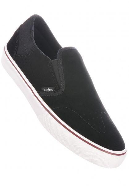 etnies Alle Schuhe Marana Slip black vorderansicht 0605000