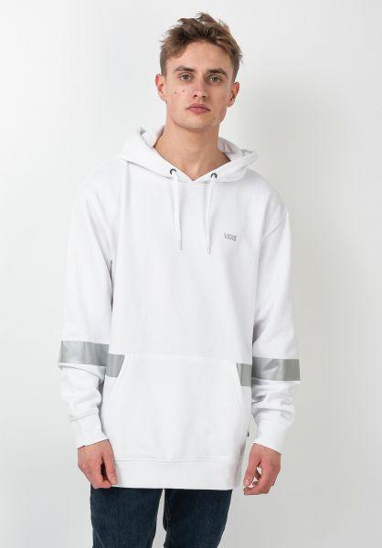 Vans Hoodies Reflective white vorderansicht 0445784