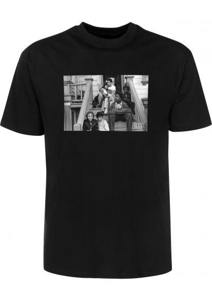 Doomsayers T-Shirts 1266 De Haro black Vorderansicht