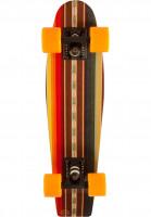 Aluminati Skateboards Cruiser komplett Goby blanket Vorderansicht