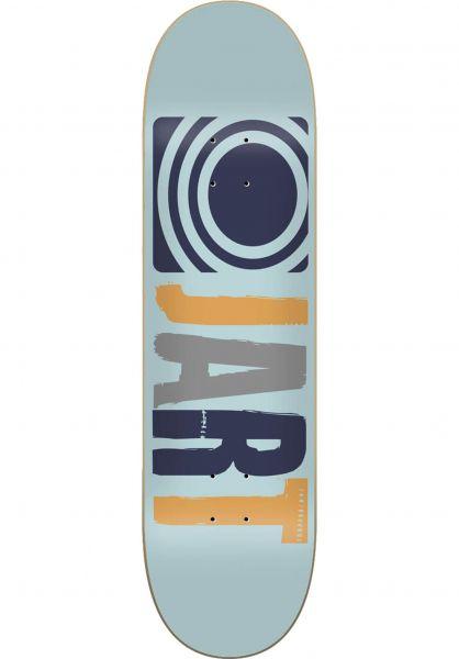 JART Skateboard Decks Classic III lightblue vorderansicht 0266508
