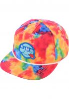 etnies Caps Happy Hour 5 Panel tie-dye Vorderansicht