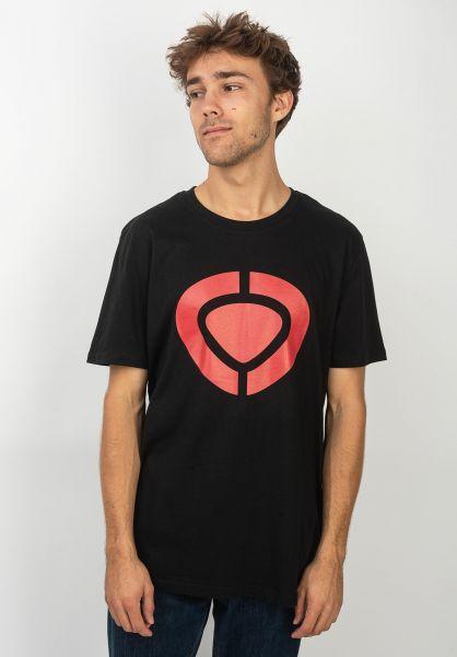 C1RCA T-Shirts Icon black vorderansicht 0399759