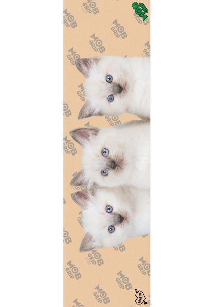MOB-Griptape Griptape Krux Kitties Clear clear-white vorderansicht 0142253