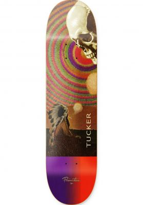 Primitive Skateboards Tucker Spirit Plane