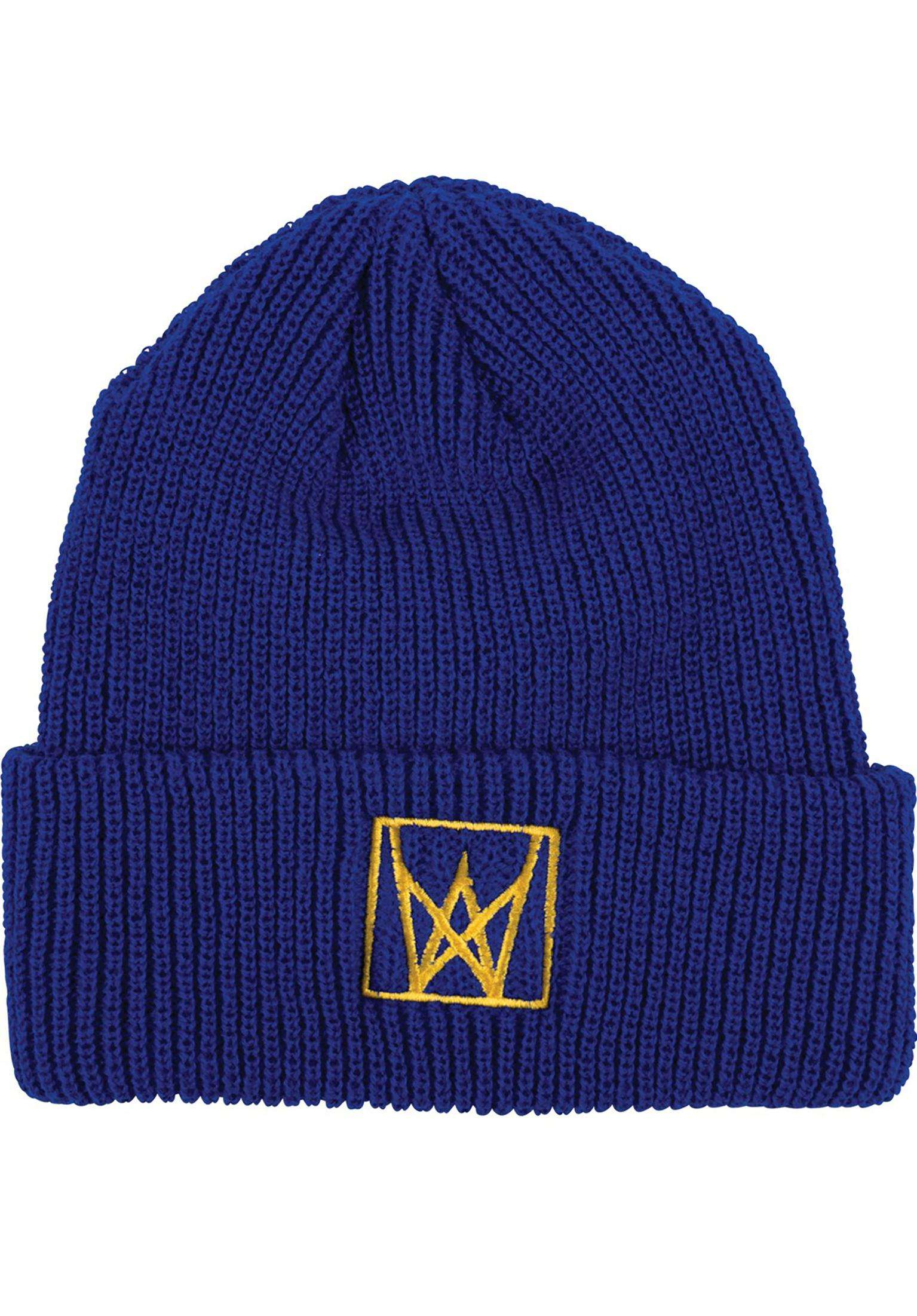 7c7140ea457 Icon Cuff Welcome Beanies in royal-yellow for Men