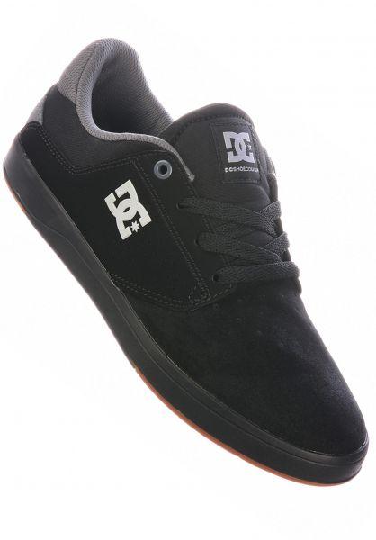 DC Shoes Alle Schuhe Plaza TC black-black-gum vorderansicht 0604443