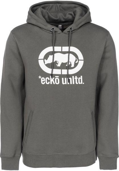 Ecko Hoodies Unltd. Base olive vorderansicht 0444919