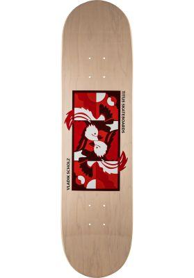 TITUS Skateboard Decks Mosaic Harpy Eagle - Scholz