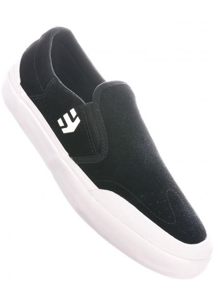 etnies Alle Schuhe Marana Slip XLT x Michelin black-white vorderansicht 0604949