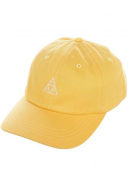 1ad0f8eff HUF Triple Triangle Curved Visor Dad Hat