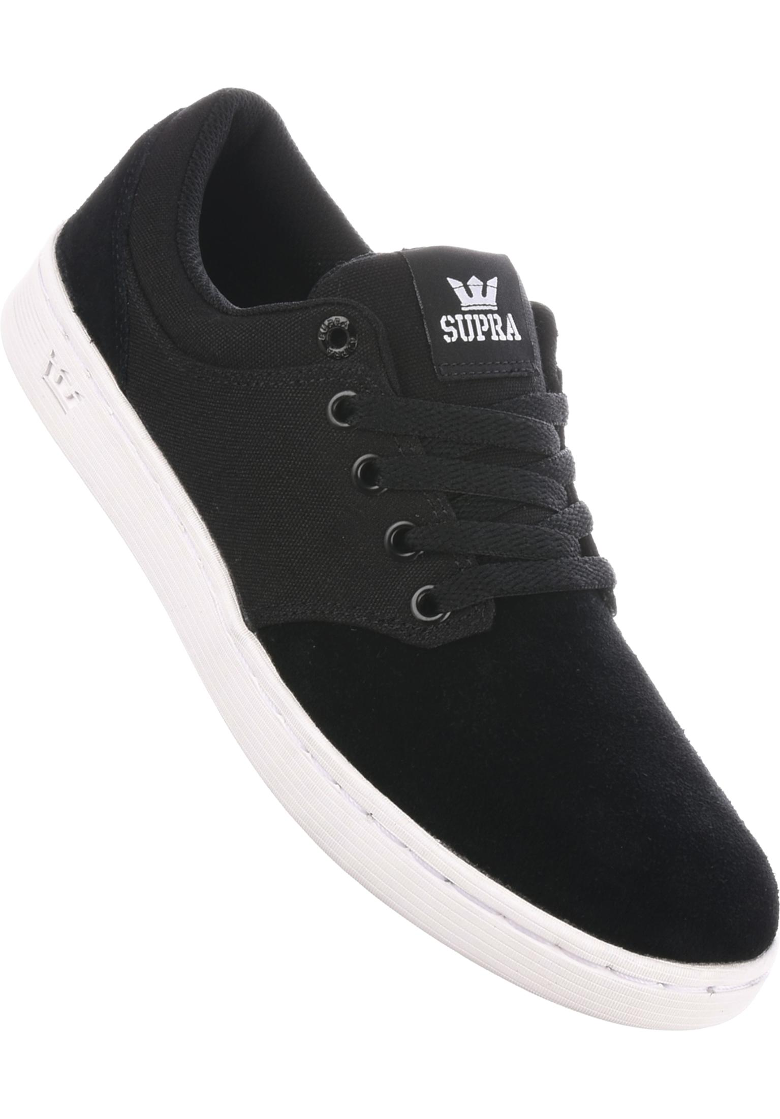Chino Skateboard De Supra Chaussures Mix gbfyvY76
