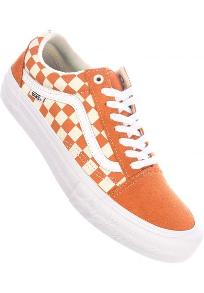 vans old skool homme checkerboard