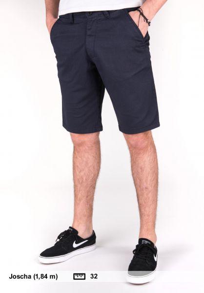 Reell Shorts Flex Grip Chino Short navy Vorderansicht