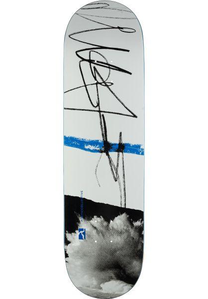 Poetic Collective Skateboard Decks Sketch cloudy vorderansicht 0265791