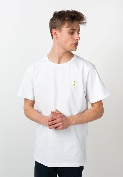 Favorite T-Shirts Little Boy white-gold vorderansicht 0398099