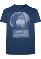 Dirty Velvet T-Shirts No Vacancies darkdenim Vorderansicht