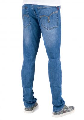 Rebel Rockers Tube Jeans