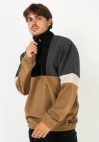 volcom-sweatshirts-und-pullover-rekker-polar-crew-sanddune-vorderansicht-0423024