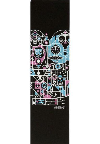 Darkroom Griptape Circus multicolored vorderansicht 0142443