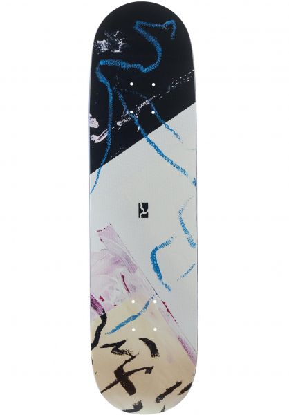 Poetic Collective Skateboard Decks Doodle multicolored vorderansicht 0262124