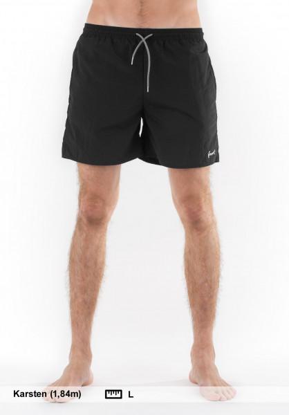 Forvert Beachwear Ocean black Vorderansicht