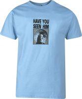 Powell-Peralta T-Shirts Animal Chin lightblue Vorderansicht