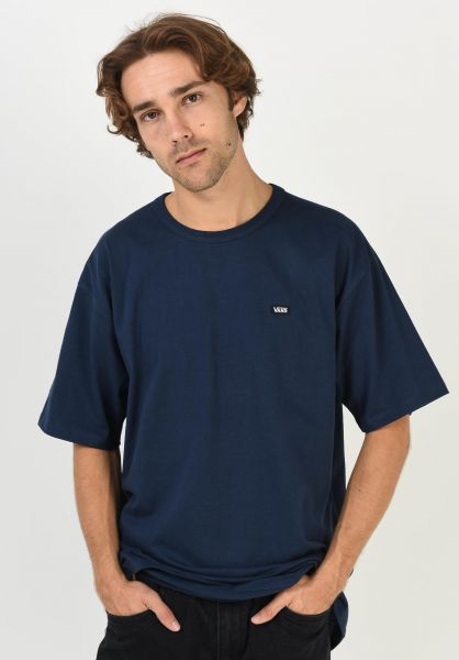Vans T-Shirts Off the Wall Classic dressblues vorderansicht 0321446