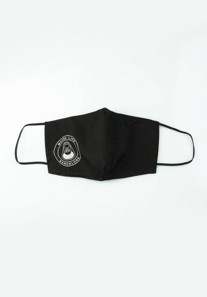 Macba Life Verschiedenes OG Logo Mask black vorderansicht 0972716