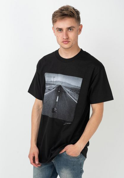 DC Shoes T-Shirts Jaakko black vorderansicht 0321479