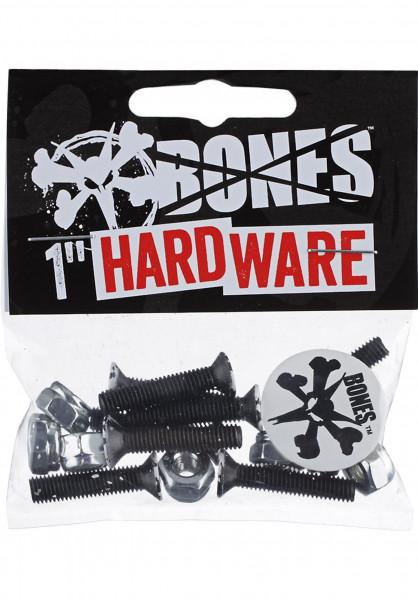"Bones Wheels Montagesätze 1""-Kreuz no color Vorderansicht"