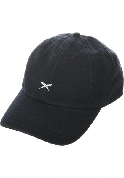 iriedaily Caps Flag Dad Hat black Vorderansicht