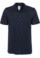 Element Polo-Shirts Colter eclipsenavy Vorderansicht