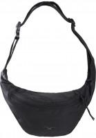 Cleptomanicx-Hip-Bags-Simplist-black-Vorderansicht