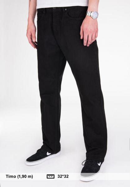 Reell Jeans Drifter black Vorderansicht