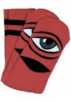 Toy-Machine Socken Sect-Eye-III clay vorderansicht 0630253
