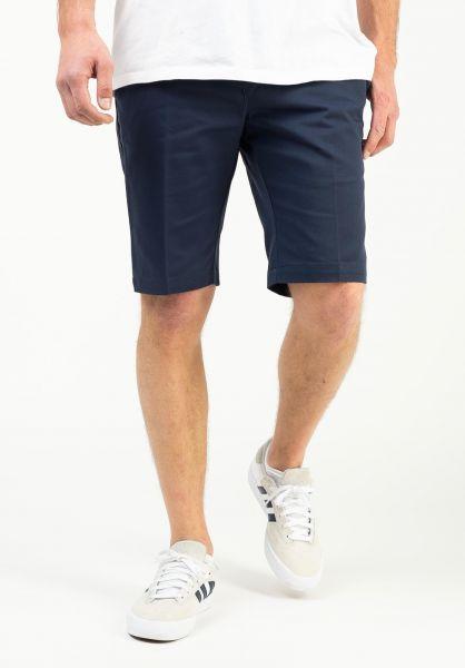 Dickies Chinoshorts Slim Fit Short navyblue vorderansicht 0281059
