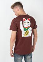 iriedaily-t-shirts-bye-bye-cat-darkrum-vorderansicht-0397464