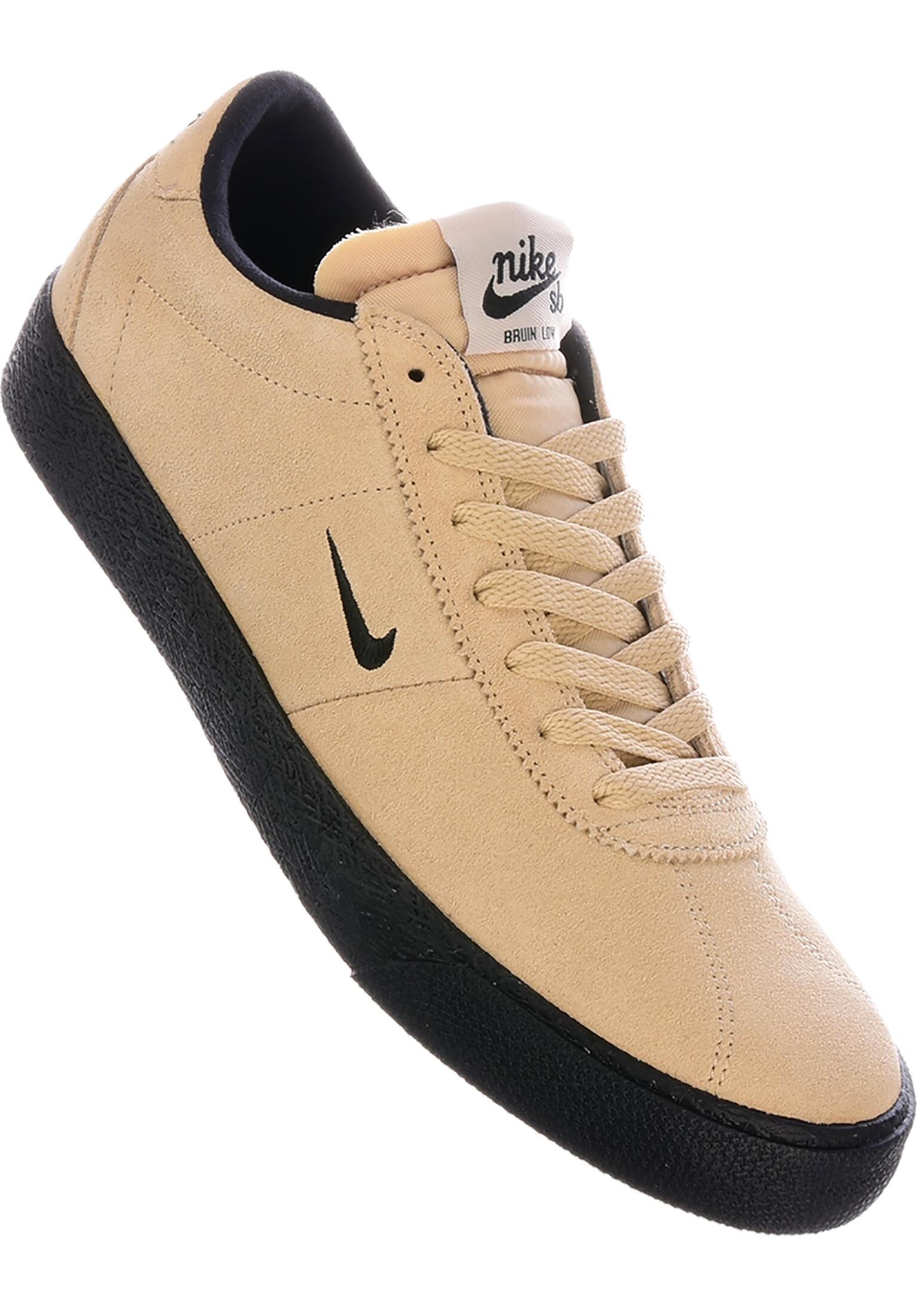 03604235dd2ec Zoom Bruin Ultra Nike SB All Shoes in desertore-black for Men