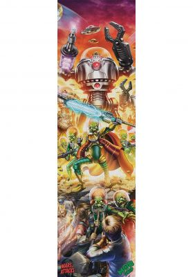 MOB-Griptape Mars Attacks
