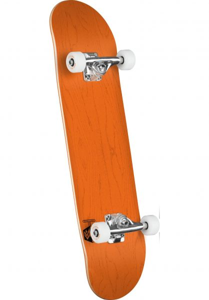 Mini-Logo Skateboard komplett Chevron Detonator 15 dyed orange vorderansicht 0162525